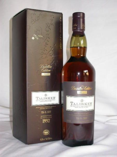 Talisker 1992/2005 Distillers Edition 45,8%vol. 0,7l
