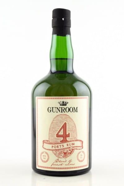 Gunroom 4 Ports Rum 40%vol. 0,7l