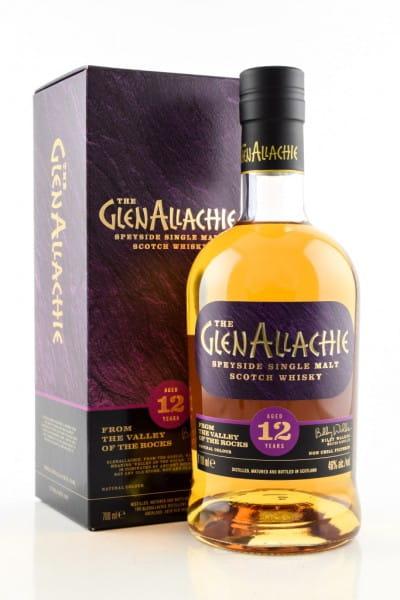 GlenAllachie 12 Jahre 46%vol. 0,7l
