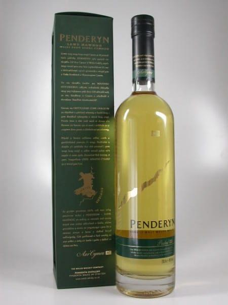"Penderyn AC ""Peated"" Single Malt Welsh Whisky 46%vol. Sample 0,05l"