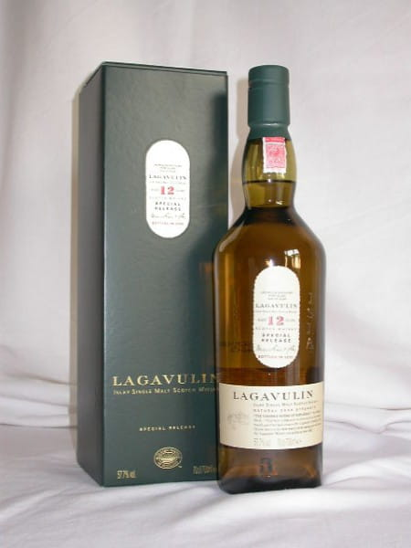 Lagavulin 12 Jahre Special Release 2005 57,7%vol. 0,7l