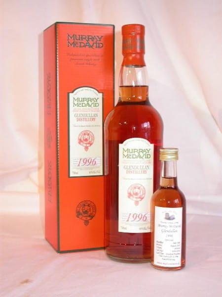 Glendullan 96/05 Bourbon/Madeira Murray McDavid46%vol.Sample0,1l