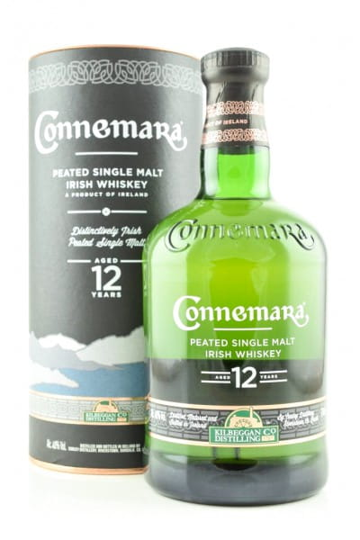Connemara 12 Jahre Peated 40%vol. 0,7l