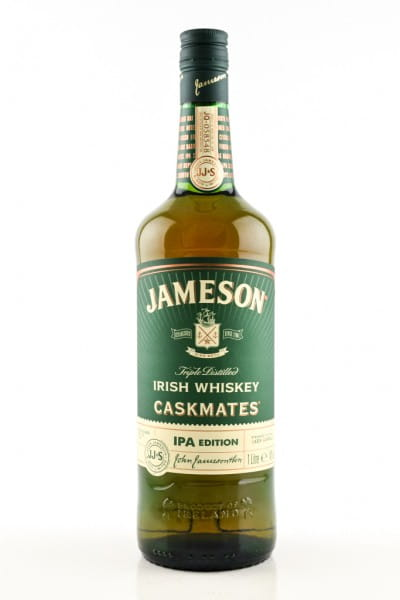 Jameson Caskmates IPA Edition 40%vol. 1,0l