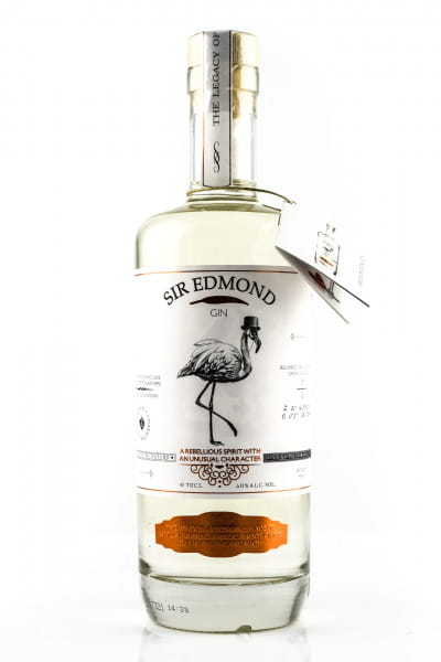 Sir Edmond Gin 40%vol. 0,7l