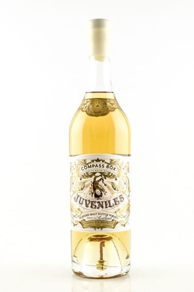 Juveniles Limited Edition Compass Box 46%vol. 0,7l