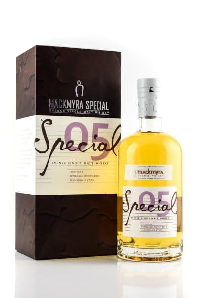 Mackmyra Special 05 Autumn 2010 Svensk Single Malt Whisky 47,2%vol. 0,7l