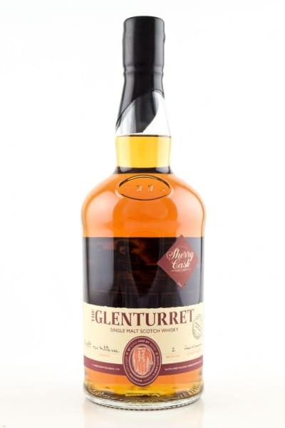 Glenturret Sherry Edition 43%vol. 0,7l