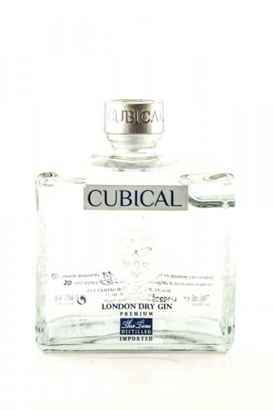 Cubical by Botanic London Dry Gin Premium 40%vol. 0,7l