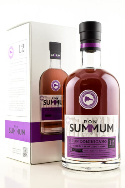 Summum 12 Jahre Sherry Cream Cask Finish 40%vol. 0,7l