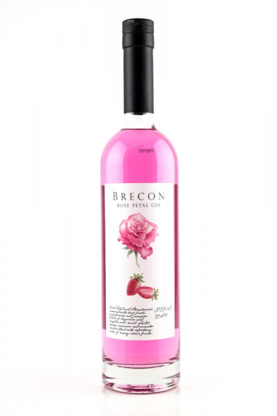 Brecon Rose Petal Gin 37,5%vol. 0,7l