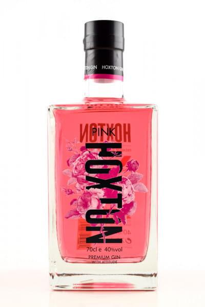 Hoxton Pink Gin 40%vol. 0,7l