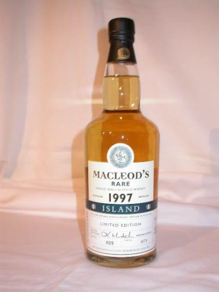 MacLeod's Rare 1997 8 Jahre CaskNo. 4074 (Talisker) 43%vol. 0,7l