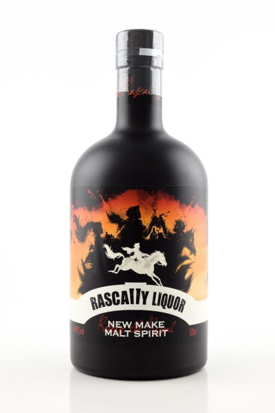 Rascally Liquor New Make Malt Spirit 46%vol. 0,5l