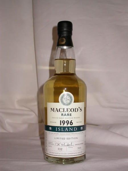 MacLeod's Rare 1996 9 Jahre CaskNo. 7973 (Talisker) 43%vol. 0,7l