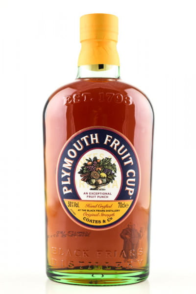 Plymouth Fruit Cup 30%vol. 0,7l