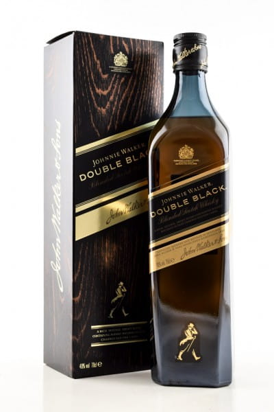 Johnnie Walker Double Black - Limited Edition 40%vol. 0,7l