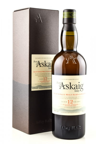 Port Askaig 12 Jahre Autumn Edition Bottled 2020 45,8%vol. 0,7l