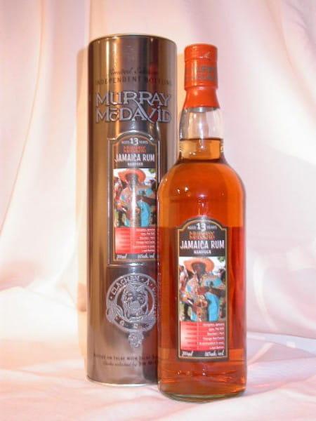 Jamaica Rum Hampden 1992/2005 Murray McDavid 46%vol. 0,7l