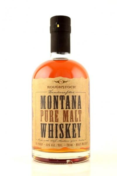 Roughstock Montana Pure Malt Whisky 45%vol. 0,7l