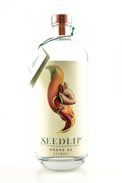 Seedlip Grove 42 Citrus - alkoholfreies Destillat 0,7l