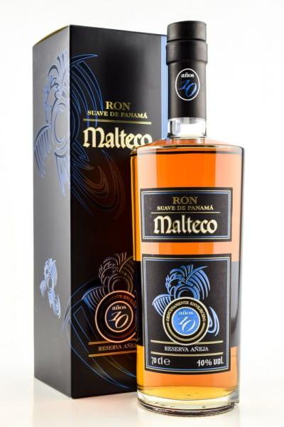 Malteco 10 Jahre 40%vol. 0,7l