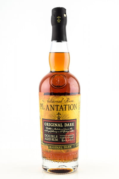 Plantation Original Dark Barbados & Jamaika 40%vol. 0,7l