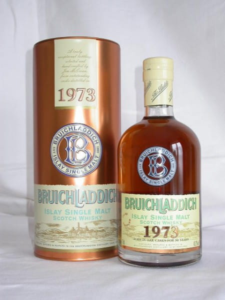 Bruichladdich 1973/2004 30 Jahre 40,2%vol. 0,7l