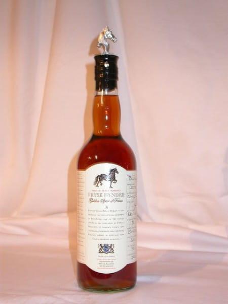 Frysk Hynder 2003/2007 Red Wine Cask 40%vol. 0,7l