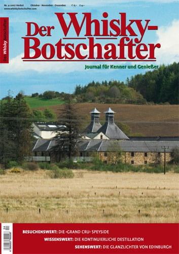 Der Whisky-Botschafter Heft 2007/4 Herbst