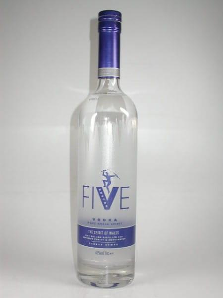 Brecon Five Vodka 40%vol. 0,7l