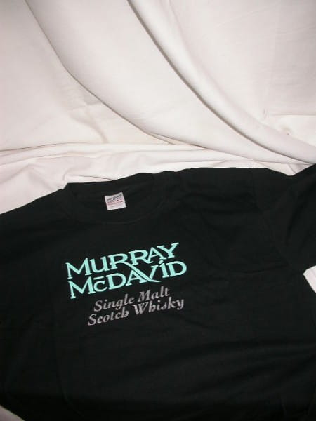 Murray McDavid T-Shirt Gr. M