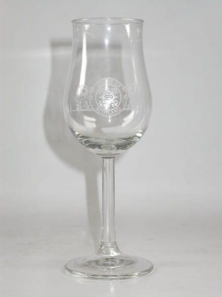 Malts of Scotland (Logo) Nosing-Glas