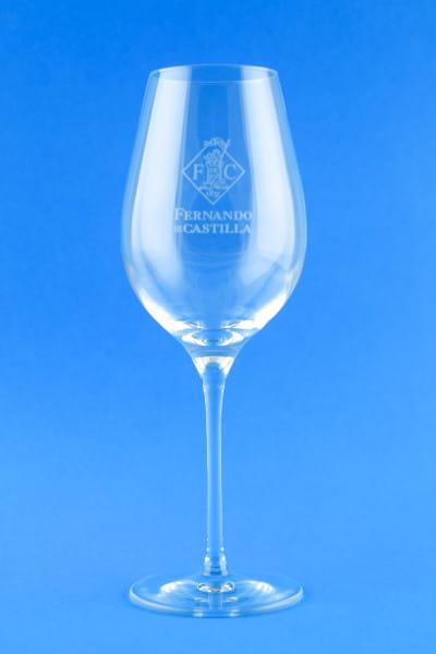 Fernando de Castilla Sherry-Glas