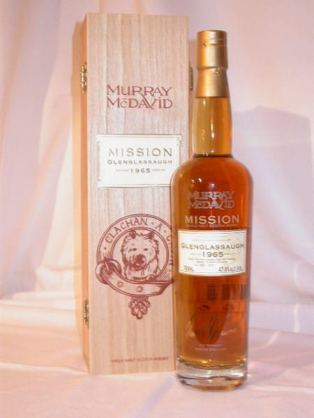 Glenglassaugh 65/06 Murray McDavid Mission C.S. 47,8%vol. 0,7l