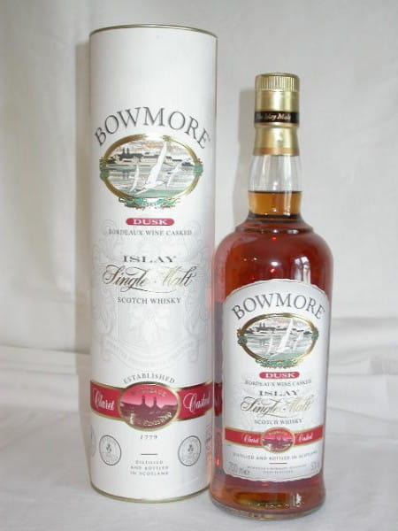 Bowmore Dusk Claret Bordeaux Finish 50%vol. 0,7l