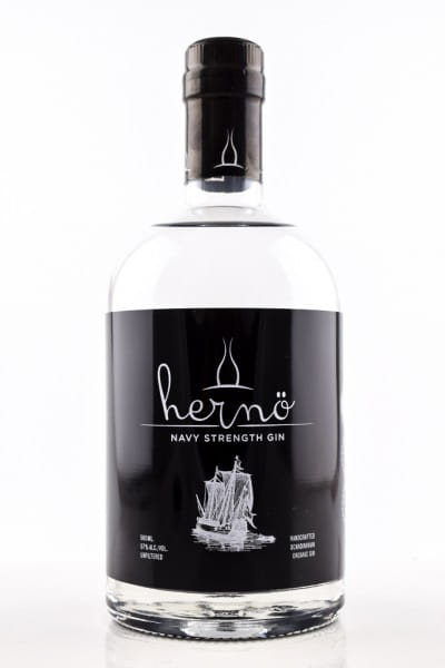 Hernö Navy Strength Gin 57%vol. 0,5l