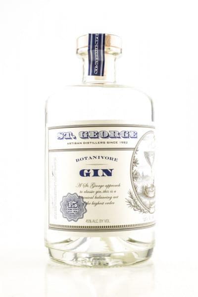 St George Botanivore Gin 45%vol. 0,7l