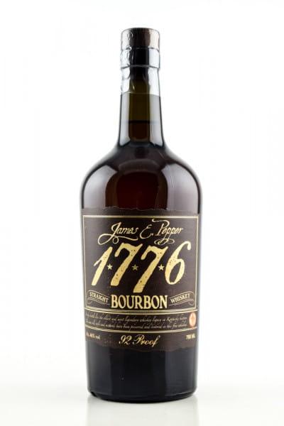 1776 Straight Bourbon James E. Pepper 46%vol. 0,7l
