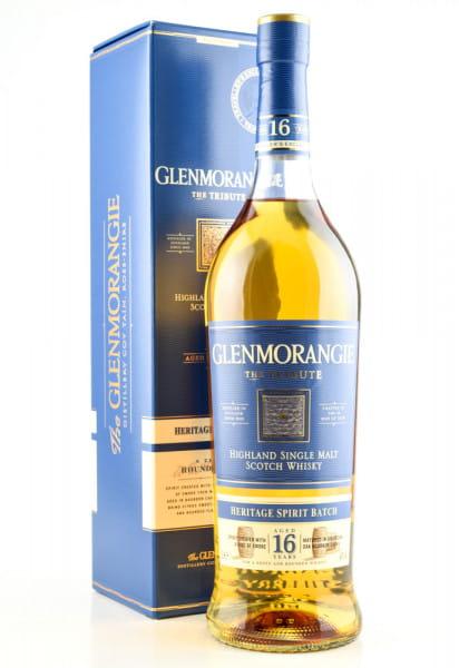 Glenmorangie The Tribute 16 Jahre 43%vol. 1,0l