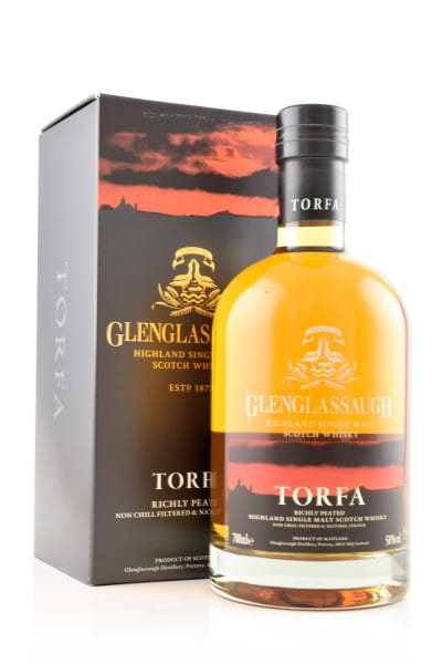 Glenglassaugh TORFA 50%vol. 0,7l