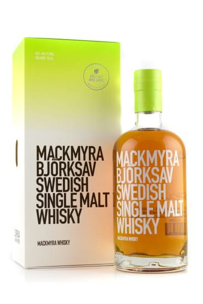 Mackmyra Björksav 46,1%vol. 0,7l
