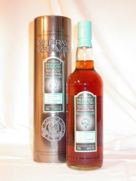 Tobermory 1995/2005 Fresh Sherry Murray McDavid 46%vol. Sample 0,05l
