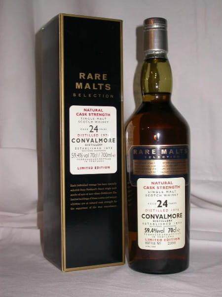 Convalmore 24 Jahre 1978/2003 Rare Malts 59,4%vol. 0,7l