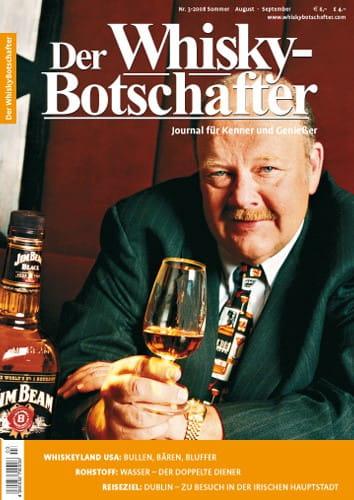 Der Whisky-Botschafter Heft 2008/3 Sommer
