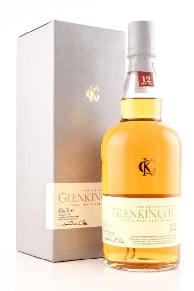 Glenkinchie 12 Jahre 43%vol. 0,7l