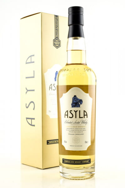 Asyla Compass Box 40%vol. 0,7l