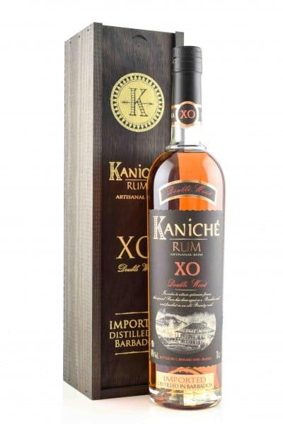 Kaniché XO Double Wood Rum 40%vol. 0,7l