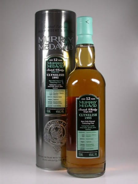 Clynelish 1995/2008 Bourbon/Sherry/Madeira Murray McDavid 46%vol. 0,7l