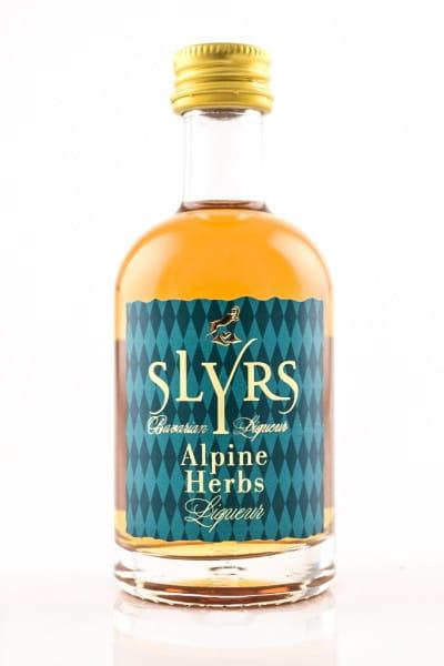 Slyrs Alpine Herbs Liqueur 30%vol. 0,05l
